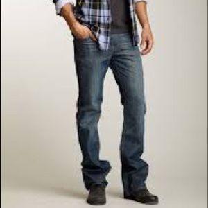 Earnest Sewn Bootcut Jeans Size 33